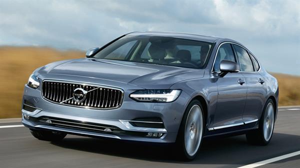 Volvo'dan teknoloji harikası yeni otomobil: S90
