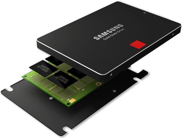 NAND bellek pazarının üçte biri Samsung'un