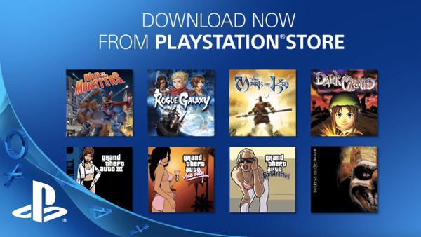 PlayStation 2 oyunları yarın PlayStation 4'e geliyor
