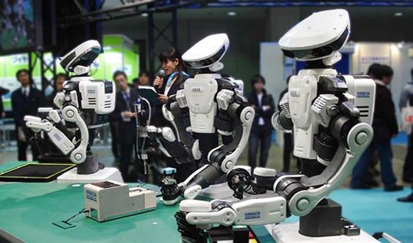 Japonya işi gücü robotlara bırakıyor