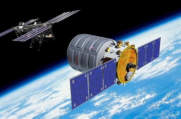 ISS'a kargo taşıyan Cygnus başarılı şekilde yola çıktı