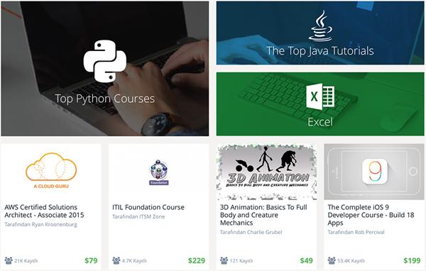 Size yeni bir şeyler öğretecek 9 harika web sitesi