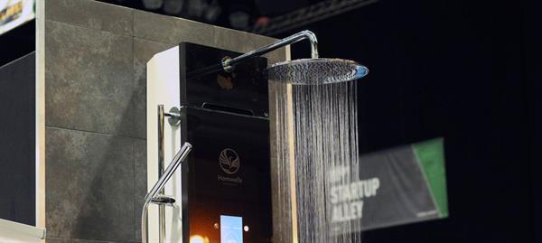 Yeni nesil duşakabinler su ve enerji tasarrufu konusunda iddialı [Video]