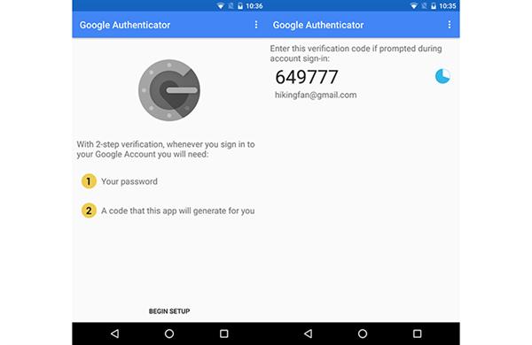 Google Authenticator'a önemli güncelleme