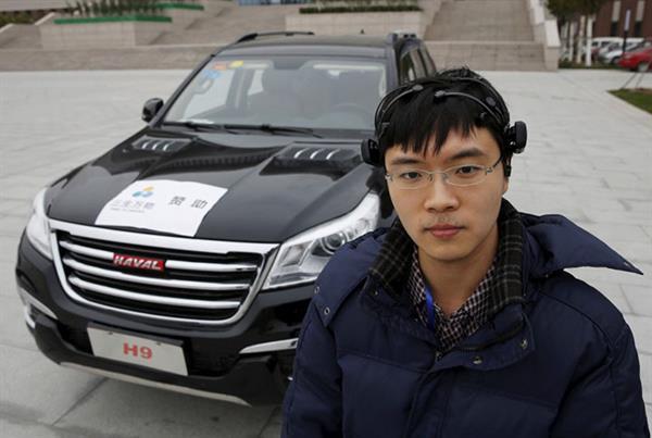 Çinli araştırmacılardan 'zihin gücüyle' otomobil kontrol süreci