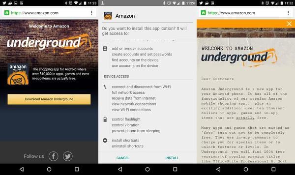 Amazon Underground geliştiricilere büyük paralar kazandırıyor