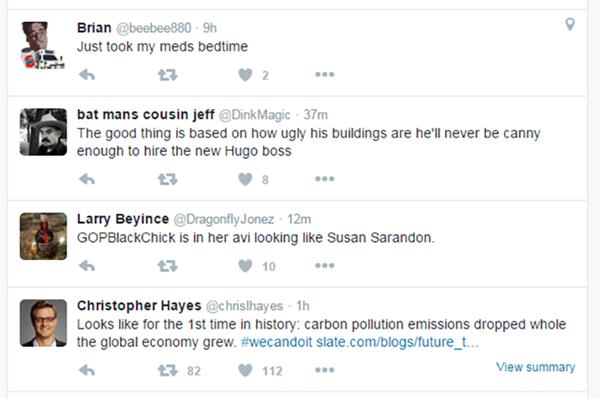 Twitter'dan tepki çeken test