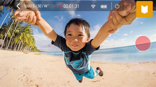 GoPro kameralara Apple Watch desteği