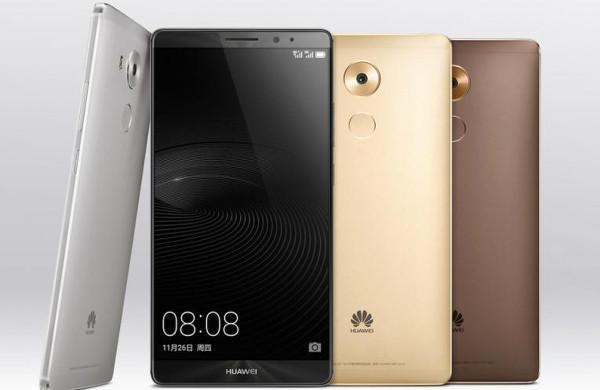Huawei Mate 8 ile hiç kaybolmayacaksınız