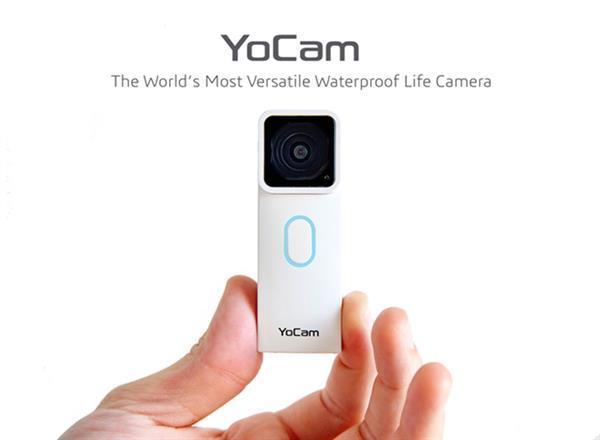 YoCam ile sudan korkmadan