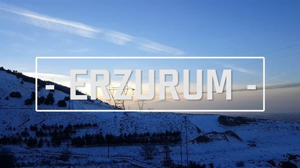 Erzurum'daki ilk çağrı merkezi 10 yaşında özel video