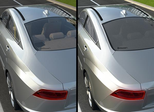 Continental'den akıllı cam kontrol filtresi