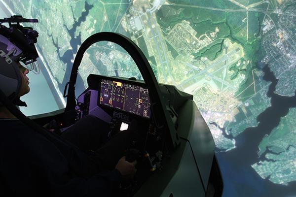 F-35 Lightning II için yeni simülatörler