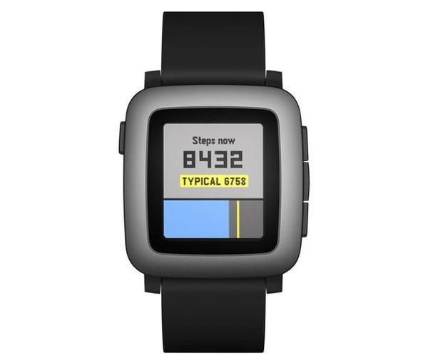 Pebble Time kendi fitness uygulamasına kavuştu