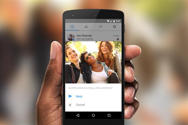 Facebook Messenger'a 'Photo Magic' özelliği