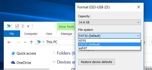 FAT32, exFAT ve NTFS dosya sistemleri nedir? Nerede kullanılır?