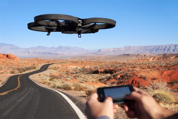 ABD'de Drone kayıtları başladı, 2 günde 45.000 başvuru yapıldı
