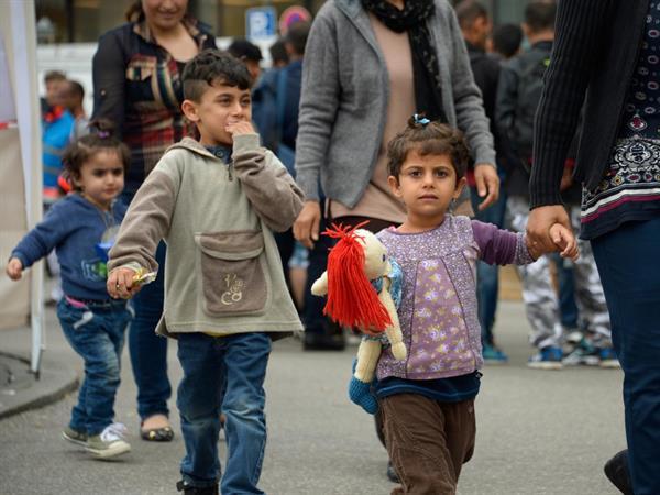 """Mültecilerin dil eğitiminde """"Nao"""" kullanılacak"""