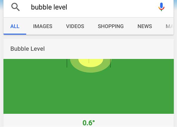 Google arama sonuçlarına