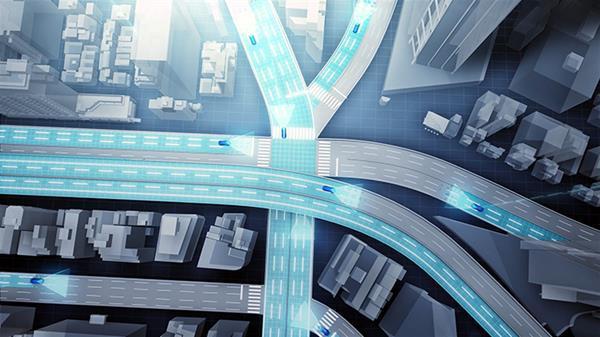Toyota'dan otonom araçlar için harita sistemi