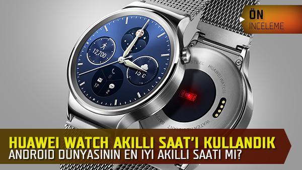 Yılın en iyi akıllı saatleri