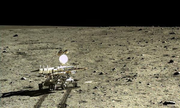 Çin'in Ay'daki keşif aracı yeniden iş başında