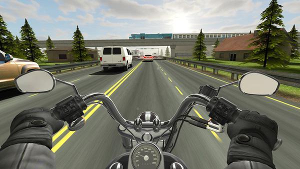 Türk yapımı Traffic Rider, iOS platformunda yerini aldı