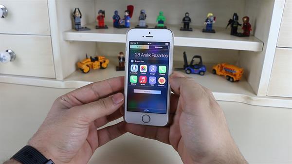 iOS cihazlarda Bildirim Merkezi'ni renklendirin!