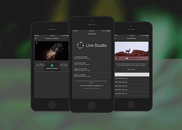Live Studio ile