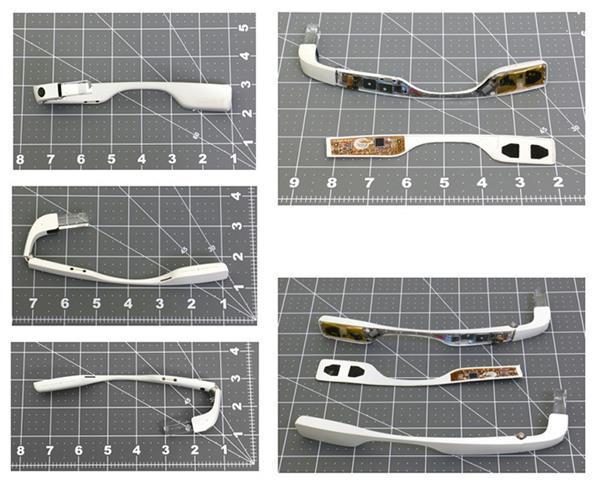 Yeni Google Glass'ın 'kurumsal' versiyonu görüntülendi