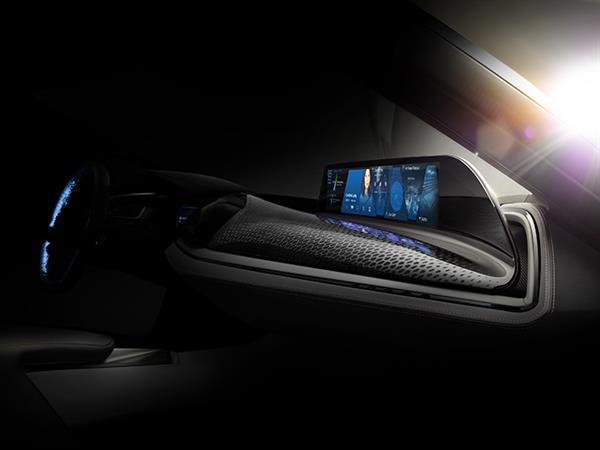 BMW, CES 2016'da 'AirTouch' teknolojisini tanıtacak