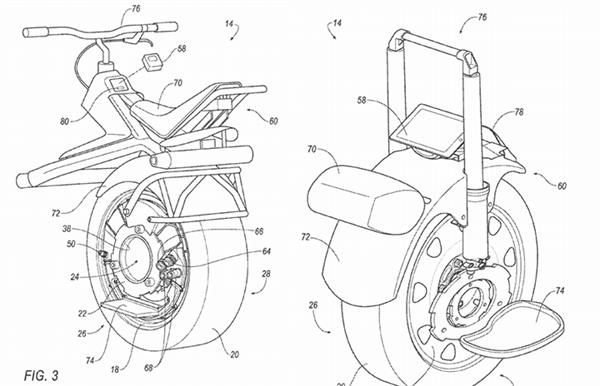 Ford'dan kişisel ulaşıma dayalı ilginç patent