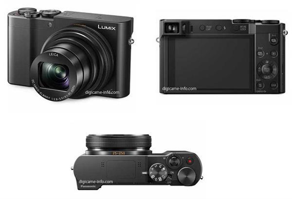 Panasonic'in Lumix serisi yeni fotoğraf makinesi ortaya çıktı