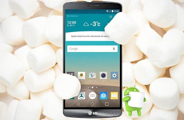 LG G3 için Android 6.0 Marshmallow güncellemesi dağıtılmaya başlandı