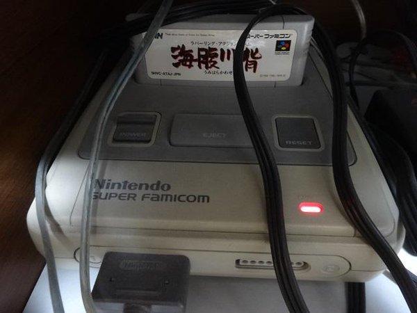 Oyun kayıtlarını saklamak için 20 yıldır Nintendo konsolunu açık tutuyor