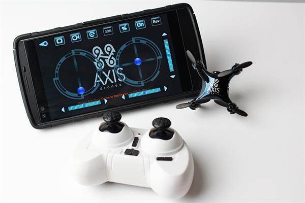 Kameralı en küçük drone: Axis Vidius
