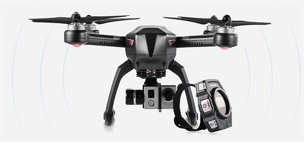 Auto takip özellikli drone