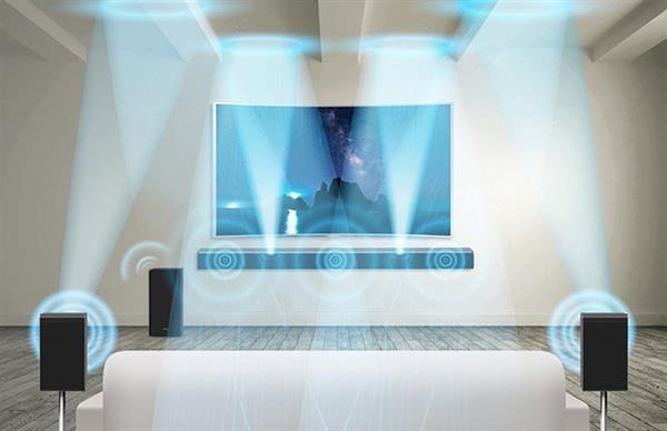 Samsung, Dolby Atmos'u evlere getiriyor