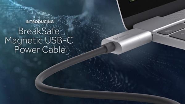 12-inç Macbook için manyetik USB Type-C kablosu