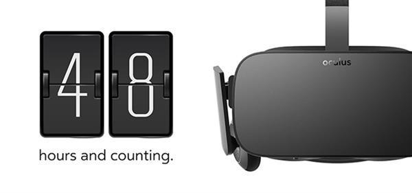 Oculus Rift'in ön sipariş tarihi belli oldu