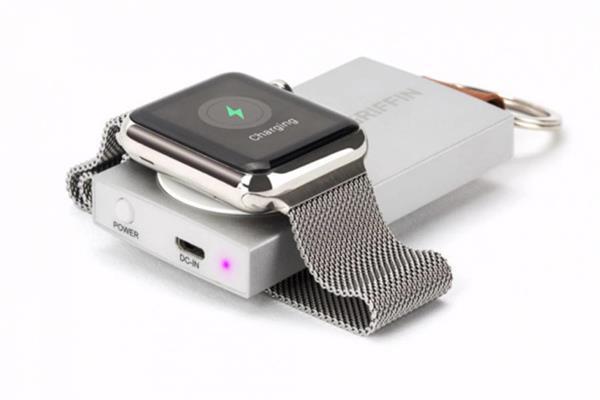 Grifin'den Apple Watch'a özel batarya
