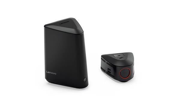 Projektöre sahip medya bilgisayarı: Lenovo 610S