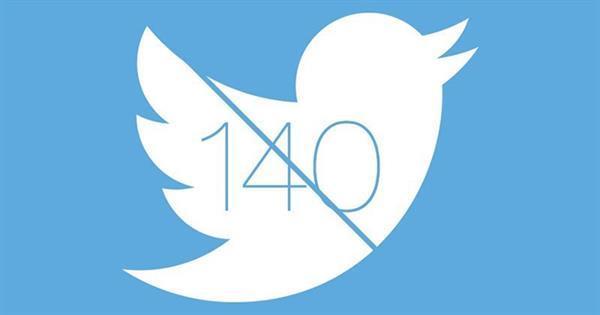 10,000 karakterli tweet'ler geliyor
