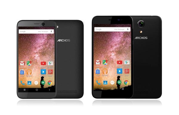 Archos'tan 50 Avroya akıllı telefon
