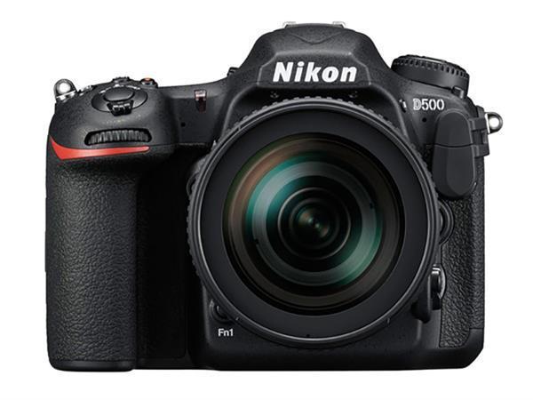 Nikon DSLR ailesine yeni üye: D500