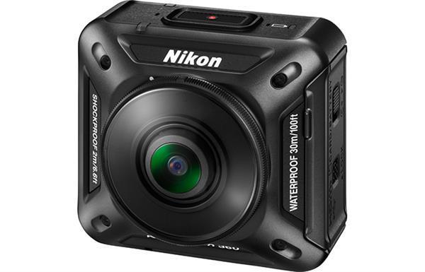 Nikon, KeyMission 360 ile sanal gerçekliğe giriş yapıyor