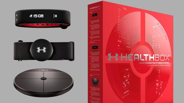 HTC, giyilebilir cihaz seti Healthbox'u duyurdu