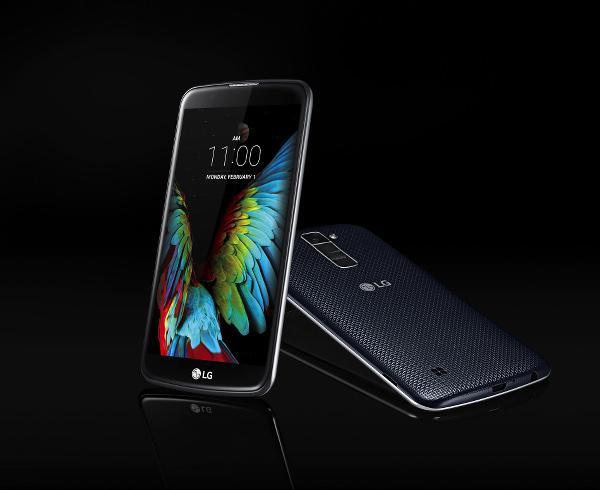 LG'den gençlere yönelik K serisi akıllı telefonlar