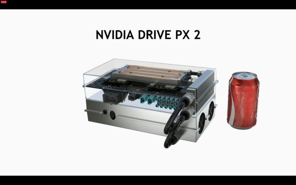 Nvidia sürücüsüz araç çalışmalarını bir üst seviyeye taşıyor