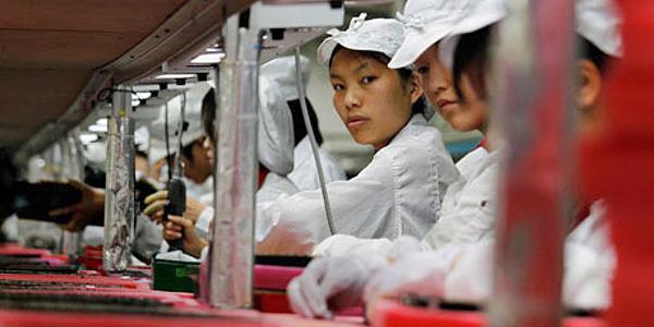 İşçi çıkaran Foxconn'a devlet yardımı